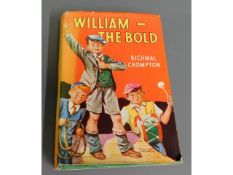 Book: William the Bold by Richard Crompton, first