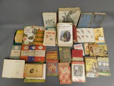 A selection of mostly children's books & education