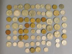 A quantity of mixed coinage including some pre-194