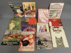 A selection of 13 children's books including Charl