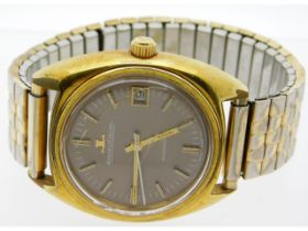 A vintage Jaegar LeCoultre 564-51 gents automatic