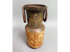 A Egyptian themed Huntley & Palmer biscuit tin, 8.