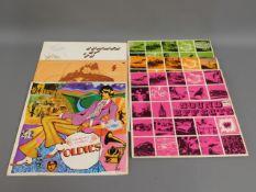 Six vinyl LP's inc. Beatles & three BBC sound effe