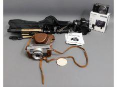 Camera equipment: Panasonic TZ60; Canon Powershot