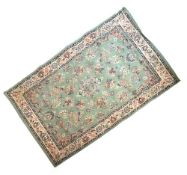 Machine made wool rug, 170cm x 230cm Condition: Would benefit from a clean, otherwise appears