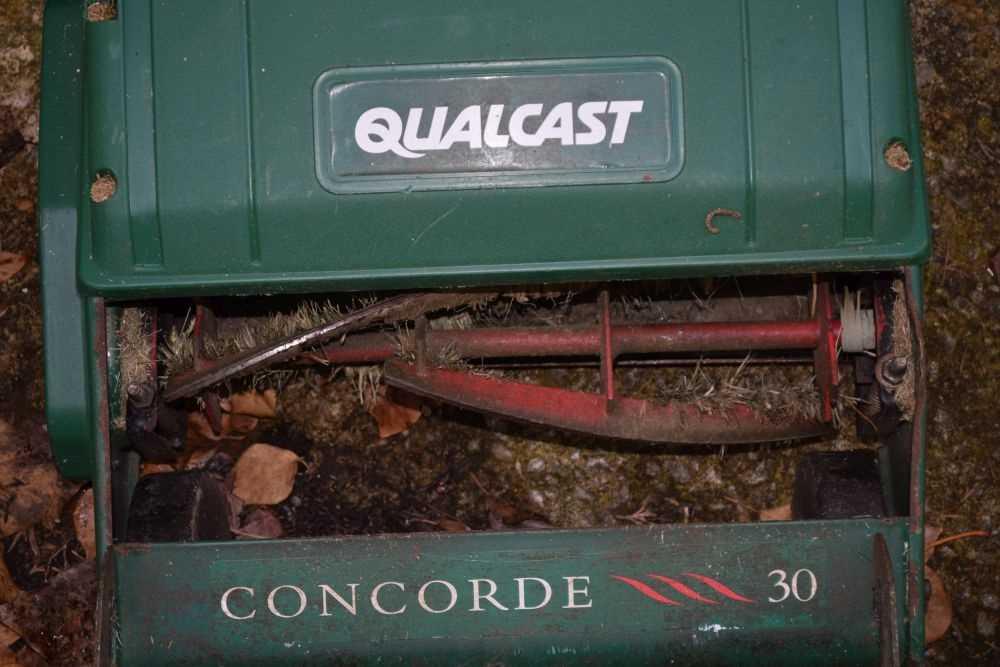 Qualcast Concorde E30 mower - Image 3 of 4