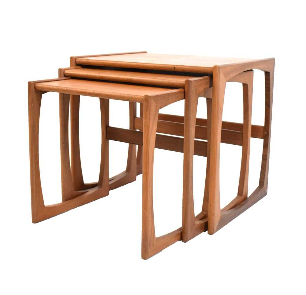 G-Plan nest of tables