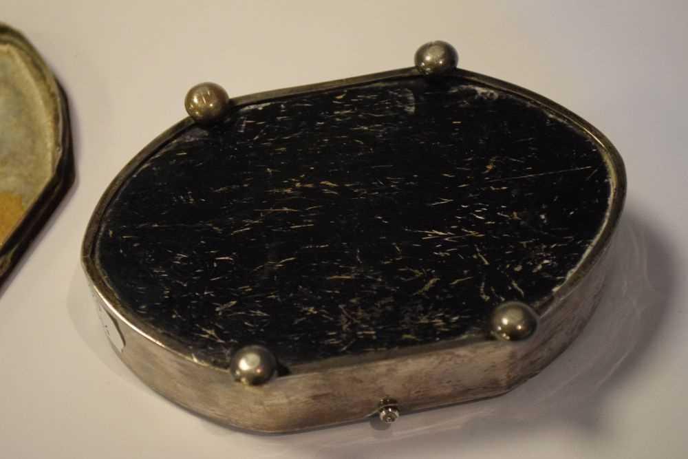 George VI silver dressing table box, Birmingham 1938 - Image 5 of 5