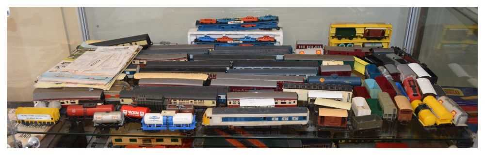 Rolling stock and carriages