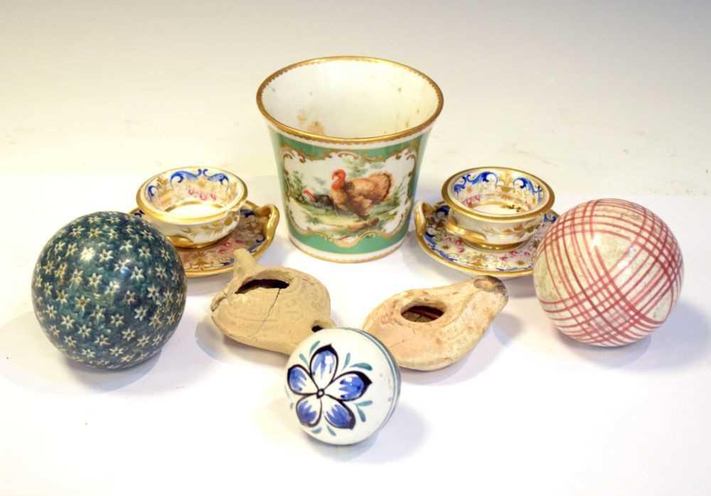 Quantity of Ceramics