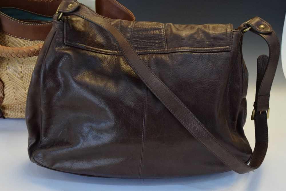 Cole Haan handbag, and an Aquamadonna bag (2) - Image 5 of 5
