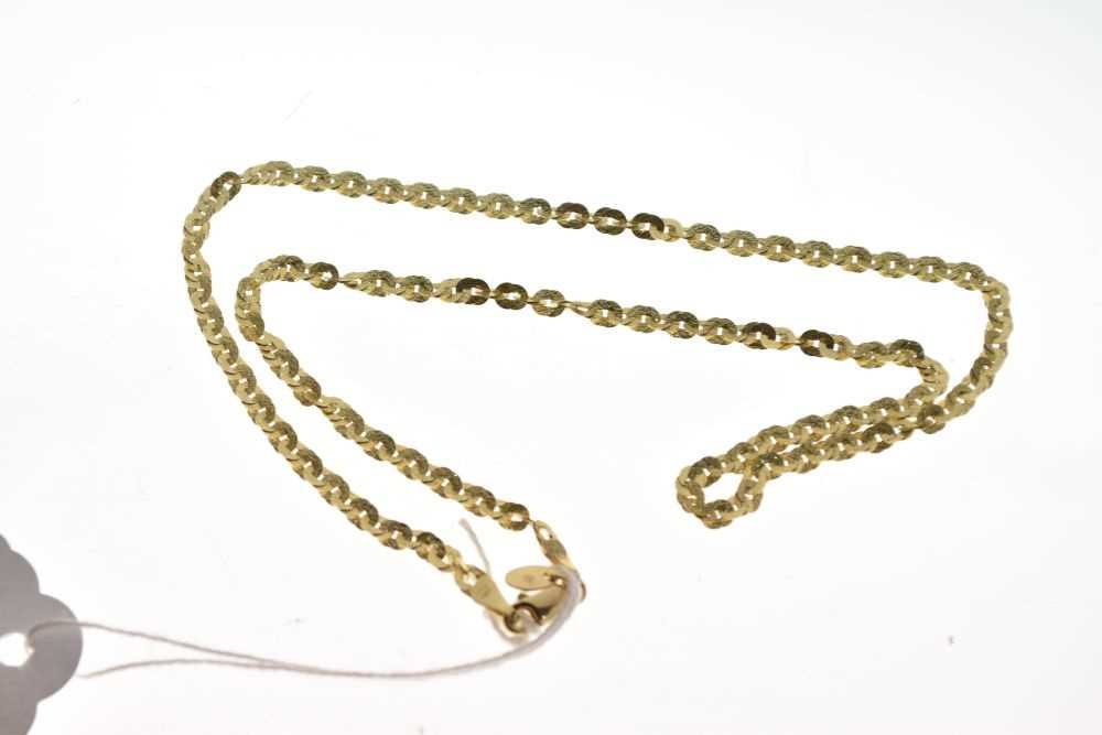 9ct gold necklace, 4.6g approx - Image 2 of 3