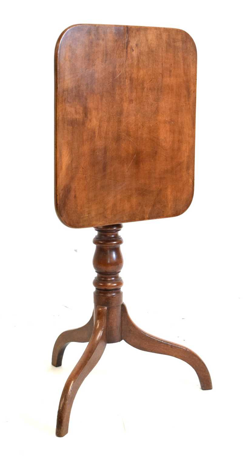 Victorian tripod occasional table