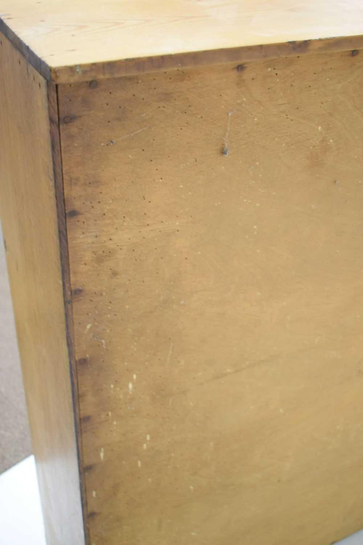 Pine shelving unit - Image 4 of 5