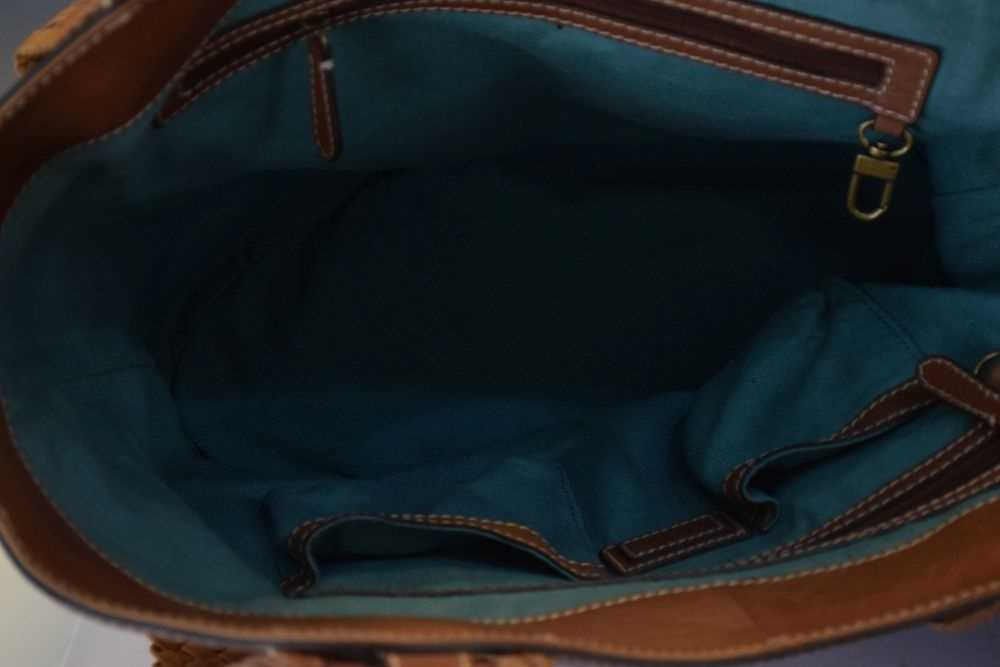 Cole Haan handbag, and an Aquamadonna bag (2) - Image 3 of 5