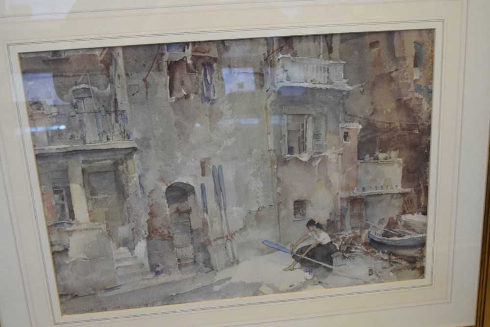Five framed Russell Flint prints, unsigned - Image 6 of 7