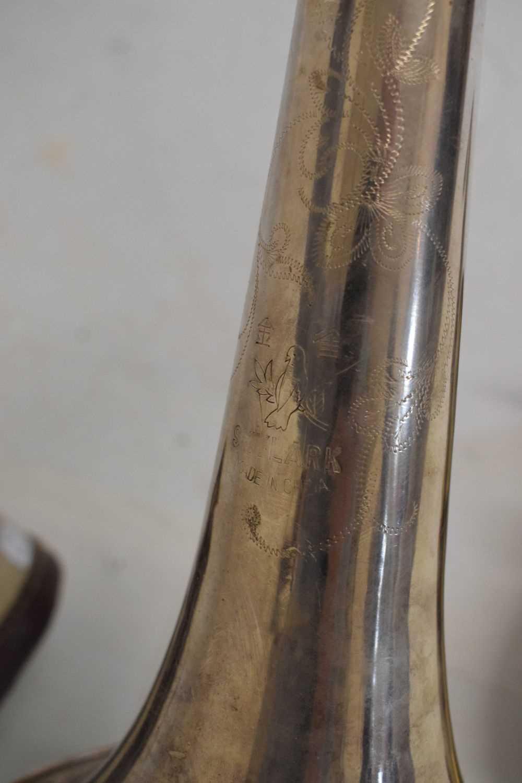 Cased trombone and saxophone - Image 6 of 6