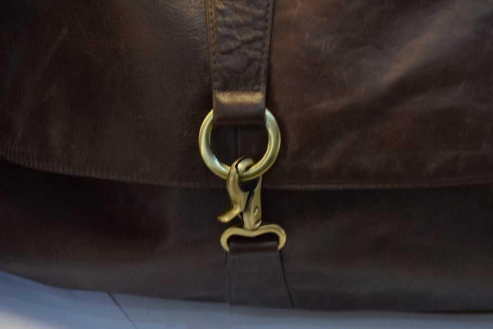 Cole Haan handbag, and an Aquamadonna bag (2) - Image 4 of 5