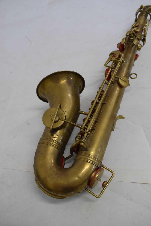 Cased trombone and saxophone - Image 4 of 6