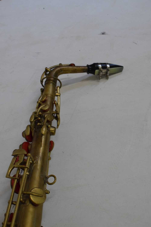 Cased trombone and saxophone - Image 5 of 6