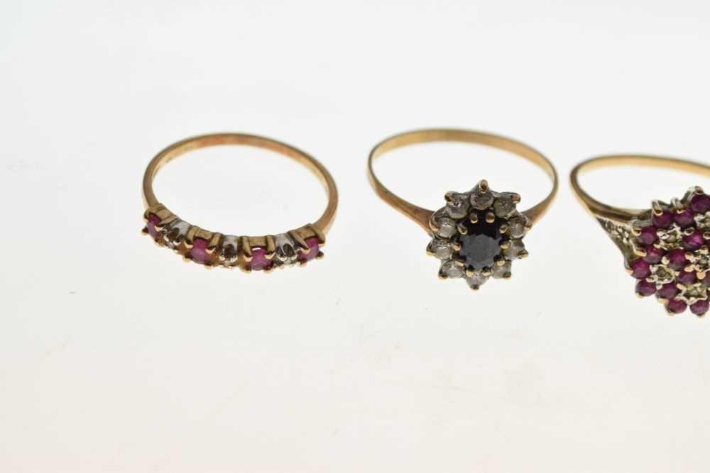 Dress rings - Image 3 of 5