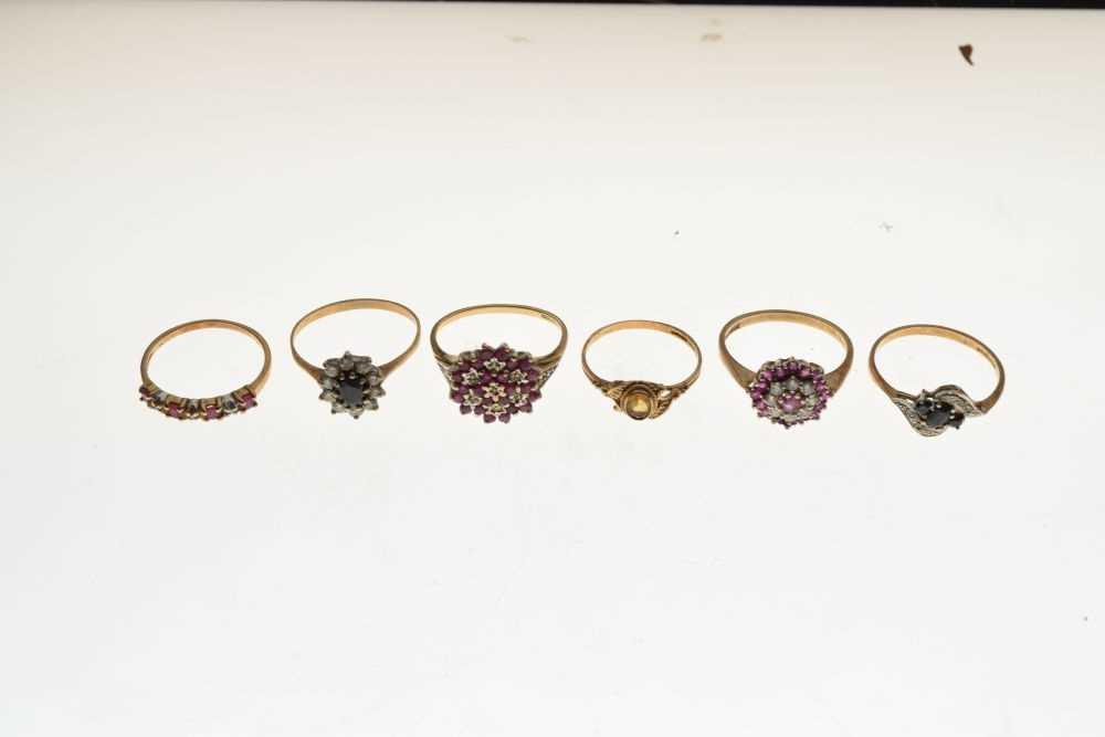 Dress rings - Image 2 of 5