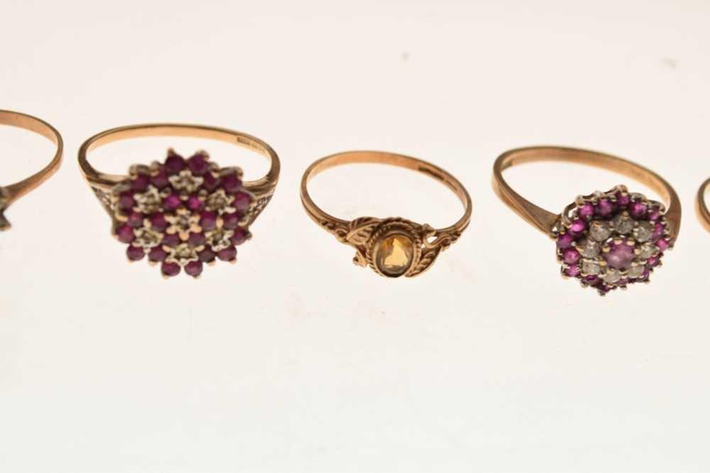 Dress rings - Image 4 of 5