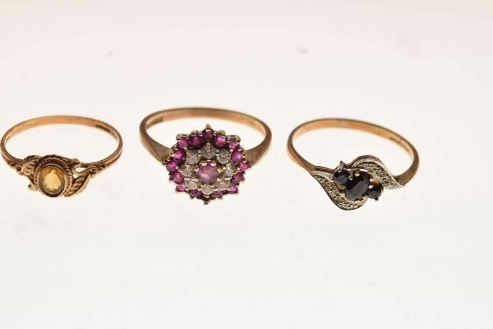 Dress rings - Image 5 of 5