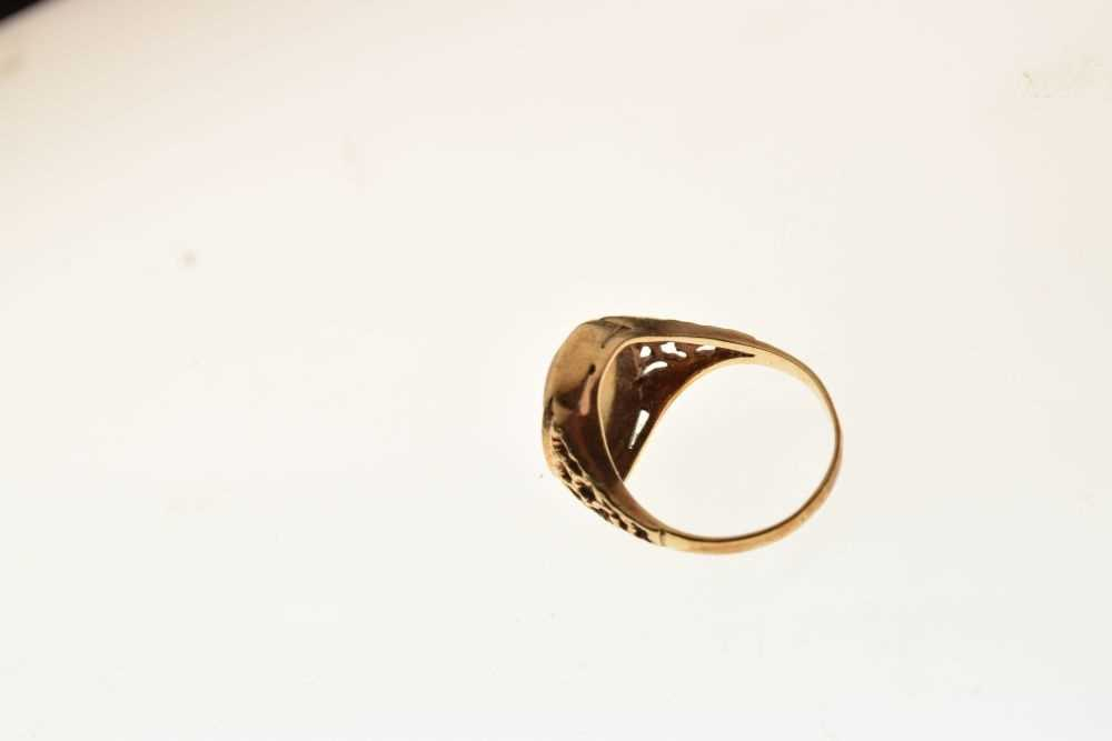 Cameo ring - Image 3 of 5