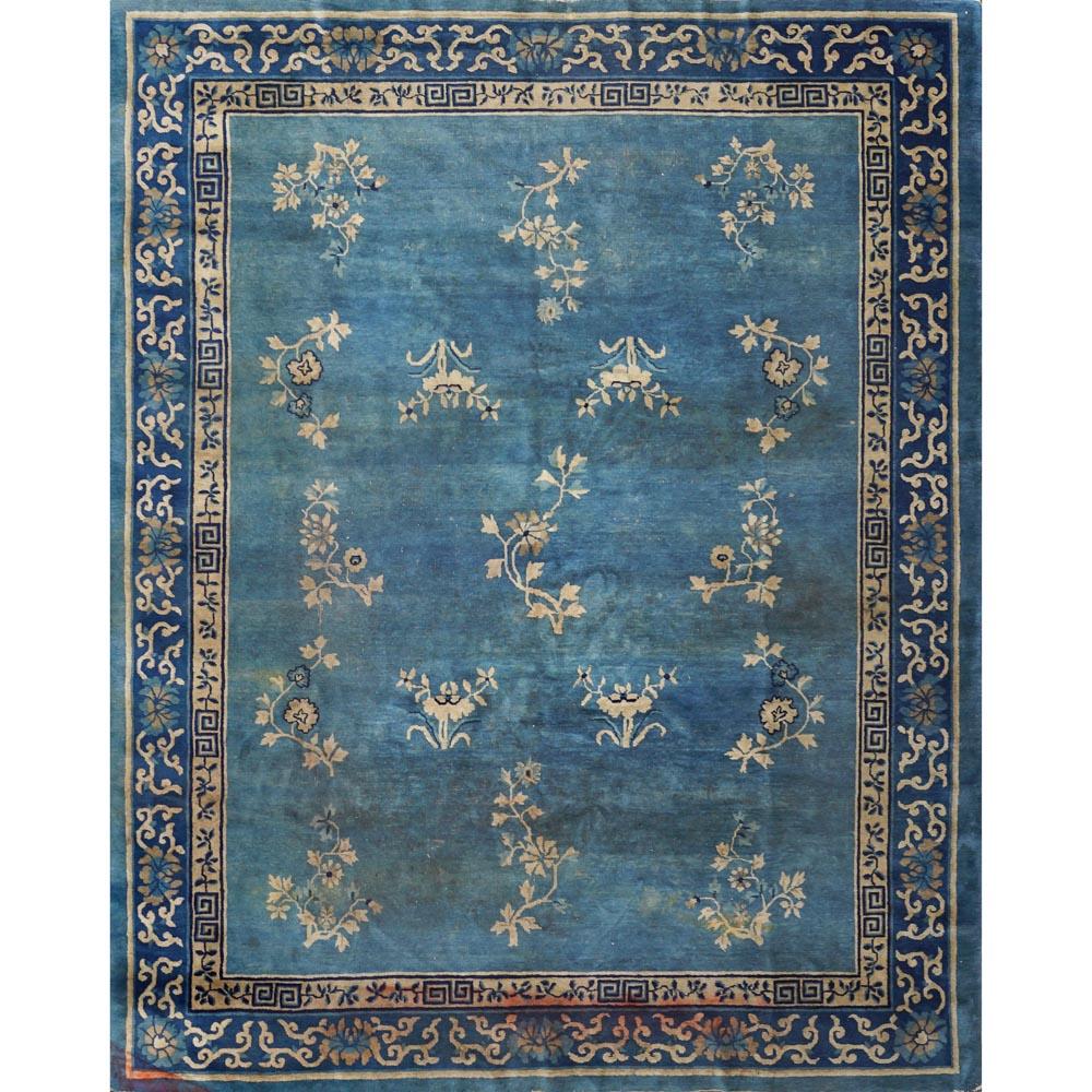 Pechino carpet China, 20th century 292x250 cm.