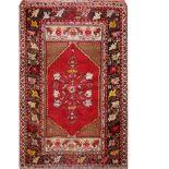 Persian carpet 20th century 156x103 cm.