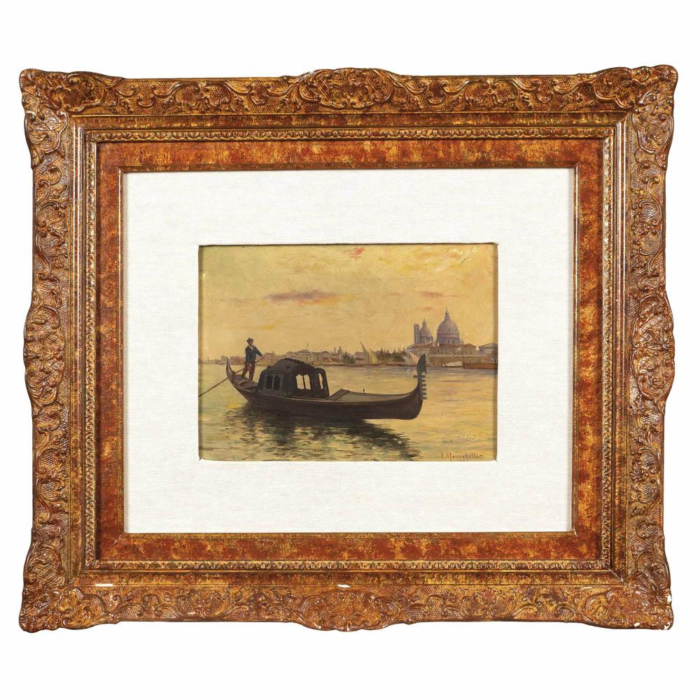 E. Meneghelli 1853 - ? 21,5x27,5 cm.