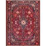 Persian carpet 20th century 180x135 cm.