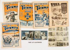 Triumph (1927-28) 116, 117, 124, 129, 132, 133, 136 (x2), 151, 154, 155, 159, 160, 162, 166-168, 185