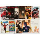 1990s-2000s Mix. Amazing Spider 1 Bagged Collector's Item, The Boys 1-10, Catwoman 73, 74 with