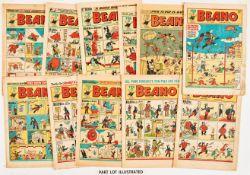 Beano (1951) 443, 445, 447, 448, 450, 451, 453, 454, 456, 457, 462, 464-467, 469, 470, 473-478, 481,