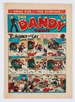 Dandy 308 (1945) Xmas Fun issue [fn]