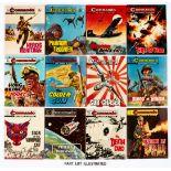 Commando War Stories in Pictures (1974-76) 865-1018 [vfn/nm] (154)