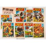 Jet (1 May-25 Sept 1971) 1-22. Complete unnumbered run (before amalgamation with Buster). No 2 wfg