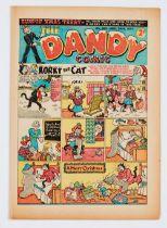 Dandy 359 (1947) Bumper Xmas Treat issue [fn-]