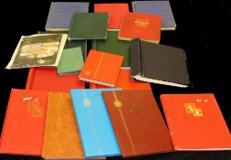 BRITISH COMMONWEALTH collection/ranges housed in several stock books & albums, all periods, also