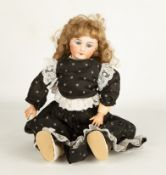 S.F.B.J. Bisque Doll