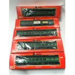 5 x Rivarossi Southern Crescent Coaches. All generally appear Good in Fair boxes (some end flaps