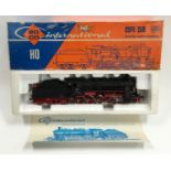 Roco HO 4112 DB Dampflokomotive BR 58 '58 1556. Appears Excellent in Fair Plus box.