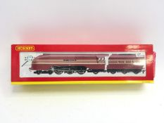 Hornby R2205 LMS 4-6-2 Coronation Class 6235 ?City of Birmingham?. Appears Excellent in Good box.