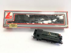 2 OO Gauge Lima locomotives- King George V #6000 boxed and GWR Pannier Tank 0-6-0 #9400 - unboxed.