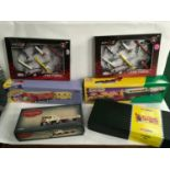 2 Corgi Classics The Showman?s Range sets - 16502/97888, Corgi Vintage Glory of Steam set - 80002,
