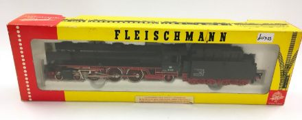 Fleischmann 4170 German locomotive #01220. Appears Excellent in Good Plus box.
