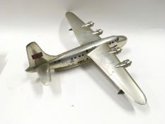 Boac seaplane display model.