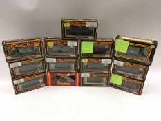 14 x Mainline/Hornby/Airfix boxed wagons - some in wrong boxes. All generally Good Plus to